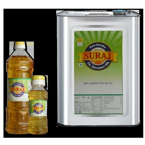 #alt_tagSuraj Til Sesame Oil Manufacturer